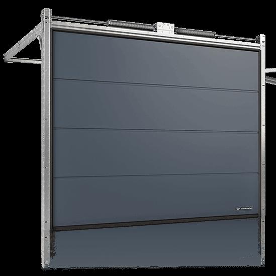 Zeer Sectionaaldeur AW60 UniTherm – AW Garagedeuren XN56